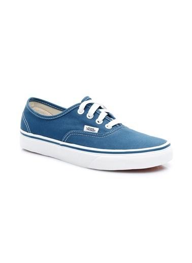 Vans Vans Authentic Unisex Sneaker Mavi